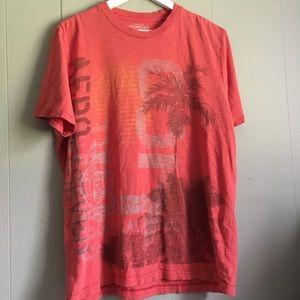 AEROPOSTALE Beach Vibes Graphic T Shirt XL